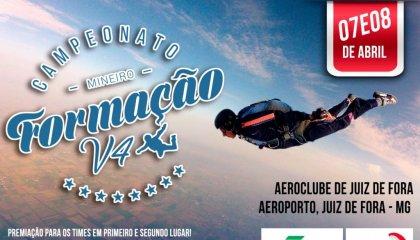Campeonato Mineiro de V4